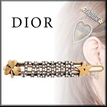 Christian Dior JADIOR Costume Jewelry Casual Style Hair Accessories