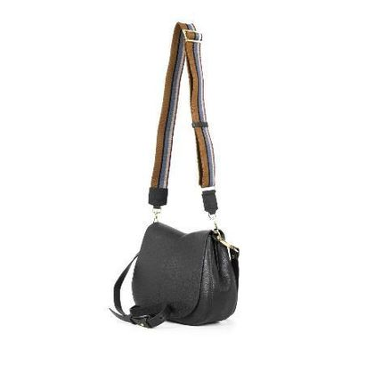 Plain Leather Handmade Elegant Style Crossbody Shoulder Bags