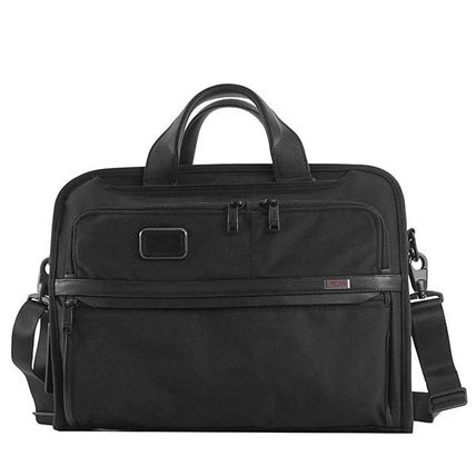 TUMI Unisex Nylon Plain Business & Briefcases