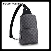 Louis Vuitton DAMIER GRAPHITE Messenger & Shoulder Bags