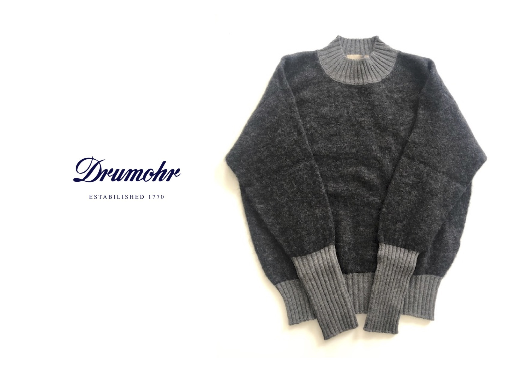 shop drumohr clothing