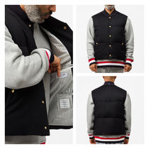 THOM BROWNE Street Style Down Jackets