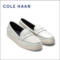 Cole Haan Leather Loafer Pumps & Mules