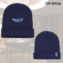 Off-White Knit Hats
