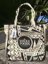 WHOLE FOODS MARKET Unisex Collaboration Shoppers