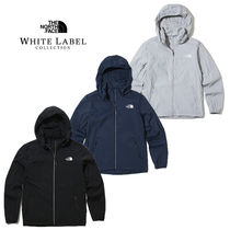 THE NORTH FACE WHITE LABEL Casual Style Unisex Nylon Street Style Plain Medium Jackets