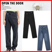 OPEN THE DOOR Street Style Jeans