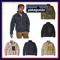 Patagonia Retro X Plain Jackets