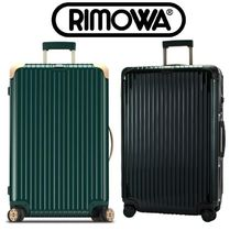 RIMOWA BOSSA NOVA Unisex 5-7 Days TSA Lock Luggage & Travel Bags