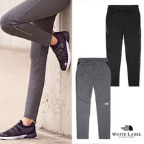 THE NORTH FACE Casual Style Plain Cotton Long Pants