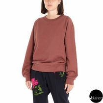 Dries Van Noten Crew Neck Sweat Long Sleeves Plain Medium
