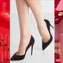 Christian Louboutin Casual Style Pin Heels Stiletto Pumps & Mules