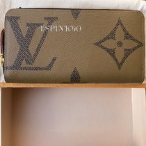 Louis Vuitton ZIPPY WALLET Monogram Unisex Accessories