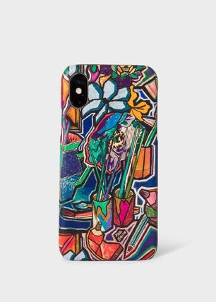 Paul Smith Smart Phone Cases Unisex Leather Smart Phone Cases 2