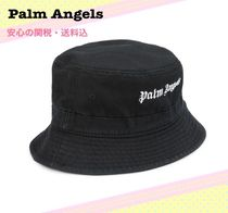Palm Angels Bucket Hats Wide-brimmed Hats