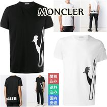 MONCLER Cotton T-Shirts