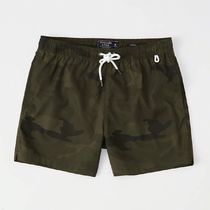 Abercrombie & Fitch Camouflage Beachwear