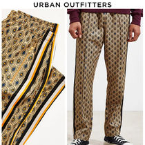 Urban Outfitters Printed Pants Street Style Patterned Pants