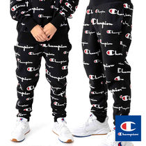 CHAMPION Printed Pants Street Style Patterned Pants