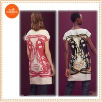 HERMES Silk Medium Tunics