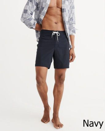 Abercrombie & Fitch Plain Swimwear