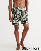 Abercrombie & Fitch Flower Patterns Swimwear
