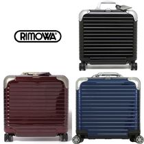 RIMOWA LIMBO Unisex 1-3 Days TSA Lock Carry-on Luggage & Travel Bags