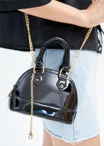 OPEN THE DOOR Street Style Shoulder Bags