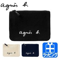 Agnes b Pouches & Cosmetic Bags