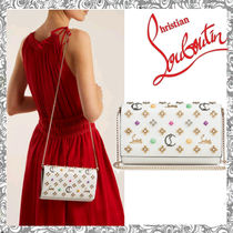 Christian Louboutin Paloma Leather Party Bags