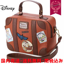 Disney Casual Style Blended Fabrics Shoulder Bags