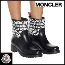 MONCLER Street Style Rain Boots Boots