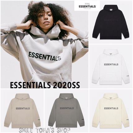 FEAR OF GOD Hoodies Street Style Collaboration Hoodies