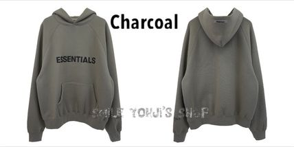 FEAR OF GOD Hoodies Street Style Collaboration Hoodies 3