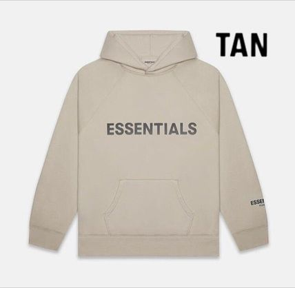 FEAR OF GOD Hoodies Street Style Collaboration Hoodies 4