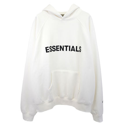 FEAR OF GOD Hoodies Street Style Collaboration Hoodies 13