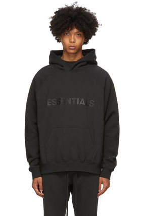 FEAR OF GOD Hoodies Street Style Collaboration Hoodies 14