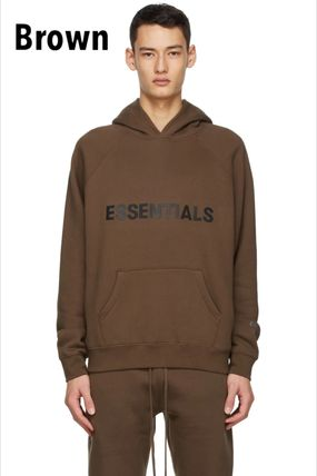 FEAR OF GOD Hoodies Street Style Collaboration Hoodies 8