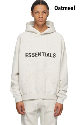 FEAR OF GOD Hoodies Street Style Collaboration Hoodies 9