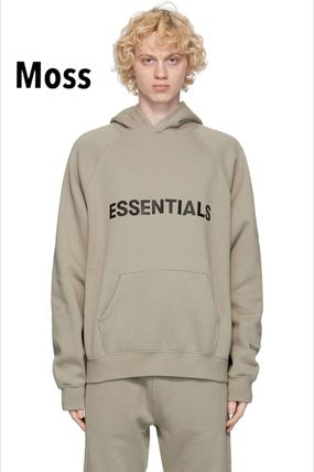 FEAR OF GOD Hoodies Street Style Collaboration Hoodies 10