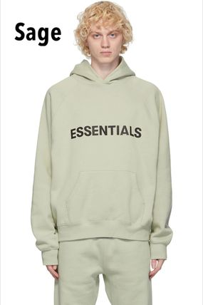 FEAR OF GOD Hoodies Street Style Collaboration Hoodies 11
