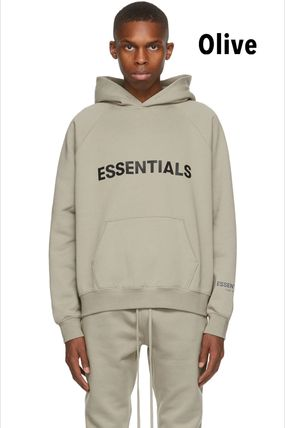 FEAR OF GOD Hoodies Street Style Collaboration Hoodies 6