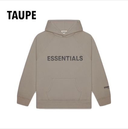 FEAR OF GOD Hoodies Street Style Collaboration Hoodies 7