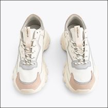 Uterque Combined Lace-up Sneakers