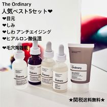 The Ordinary Dryness Dullness Pores Dark Spot Wrinkle Freckle Upliftings