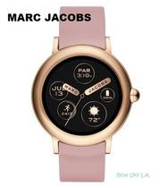 MARC JACOBS Silicon Round Digital Watches