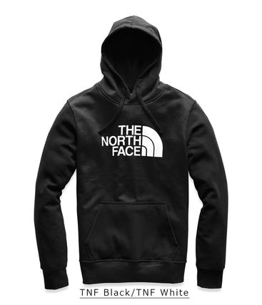 THE NORTH FACE Hoodies Pullovers Street Style Long Sleeves Cotton Outdoor Hoodies 2