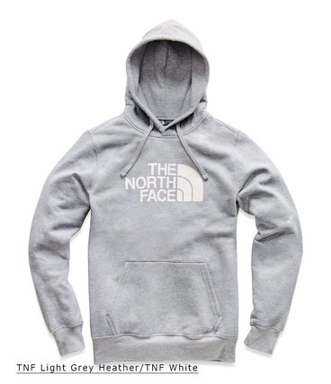 THE NORTH FACE Hoodies Pullovers Street Style Long Sleeves Cotton Outdoor Hoodies 3