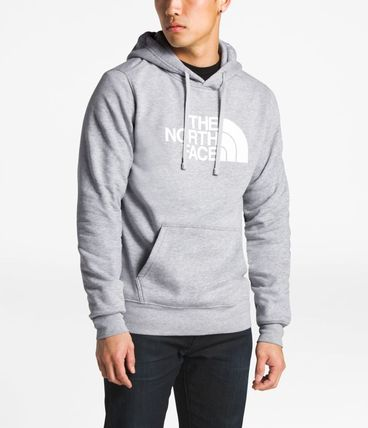 THE NORTH FACE Hoodies Pullovers Street Style Long Sleeves Cotton Outdoor Hoodies 4