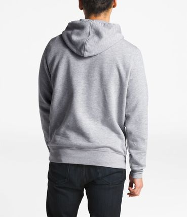 THE NORTH FACE Hoodies Pullovers Street Style Long Sleeves Cotton Outdoor Hoodies 5